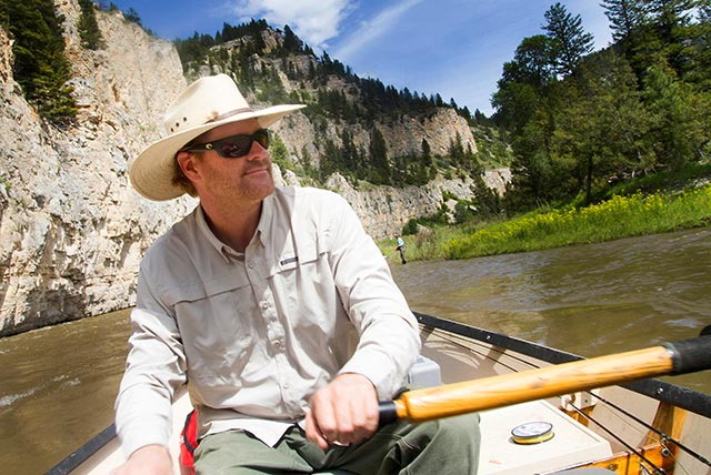 Knowledgable River Guides